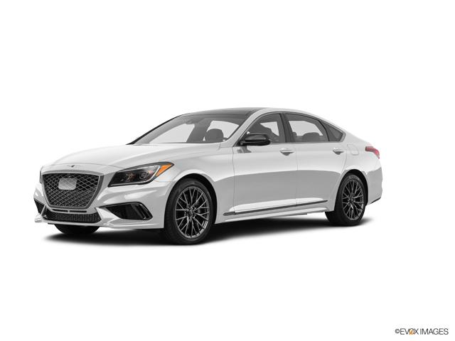 2018 Genesis G80 Vehicle Photo in Great Falls, MT 59401