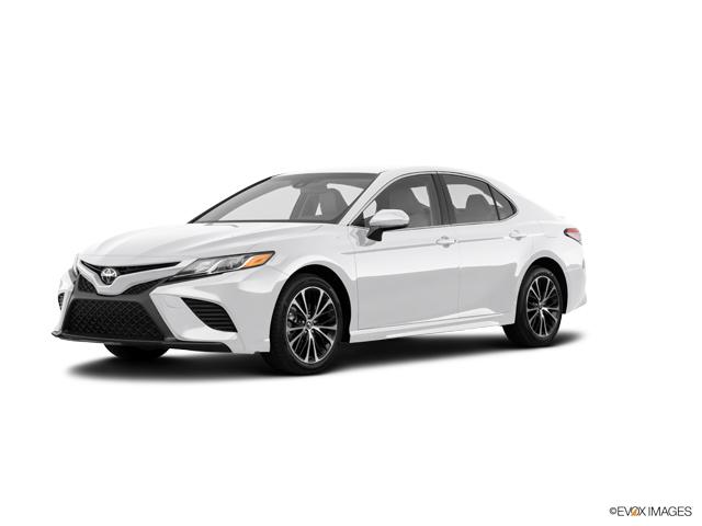 2018 Toyota Camry Vehicle Photo in Midland, TX 79703