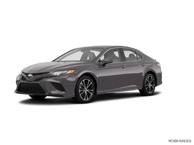 2018 Toyota Camry Vehicle Photo in Edinburg, TX 78539