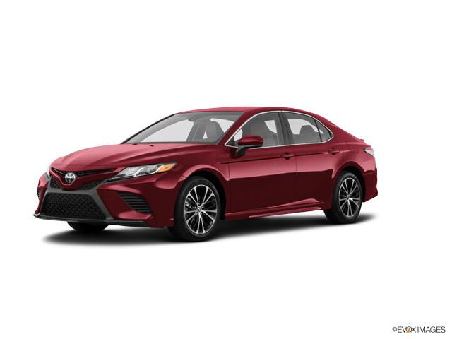 2018 Toyota Camry Vehicle Photo in Warrensville Heights, OH 44128