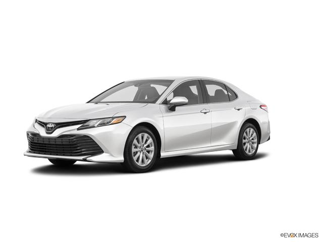 2018 Toyota Camry Vehicle Photo in Richmond, TX 77469