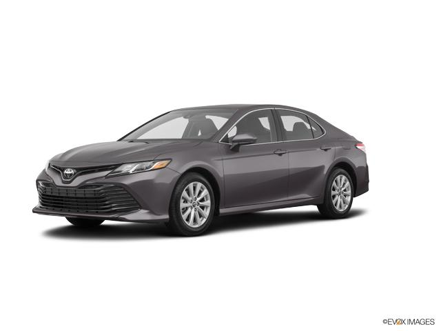 2018 Toyota Camry Vehicle Photo in Boonville, IN 47601