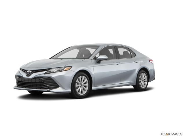 2018 Toyota Camry Vehicle Photo in Medina, OH 44256