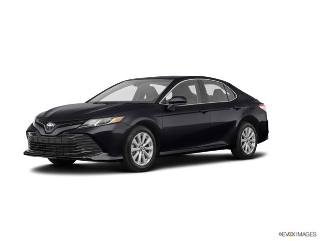 2018 Toyota Camry Vehicle Photo in Winnsboro, SC 29180