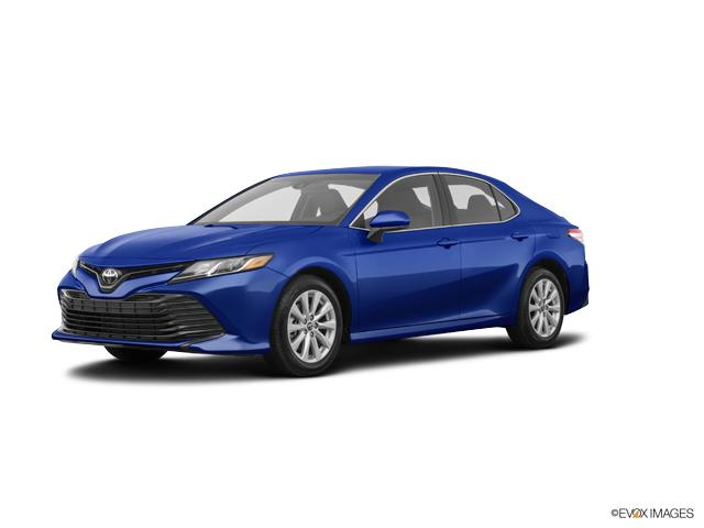 2018 Toyota Camry Vehicle Photo in Springfield, MO 65807