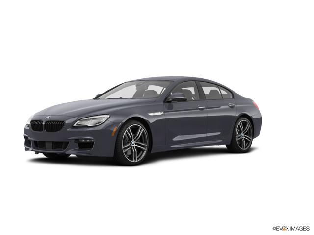 2018 BMW 640i Vehicle Photo in Charleston, SC 29407