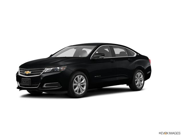2018 Chevrolet Impala Vehicle Photo in Joliet, IL 60435