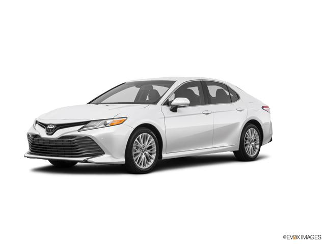 2018 Toyota Camry Vehicle Photo in El Paso, TX 79936