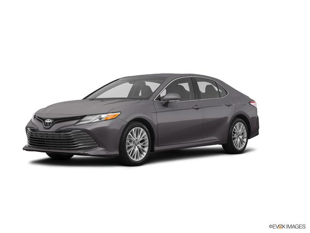 2018 Toyota Camry Vehicle Photo in Monroeville, PA 15146