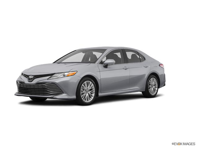 2018 Toyota Camry Vehicle Photo in Ennis, TX 75119