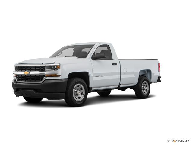 New 2018 Chevrolet Silverado 1500 for Sale at Coyle Automotive Group