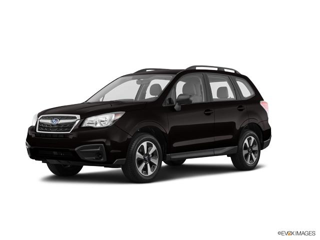 2018 Subaru Forester Vehicle Photo in Joliet, IL 60435