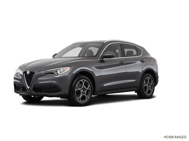 2018 Alfa Romeo Vesuvio Gray Metallic Stelvio 2.0 L - For ...