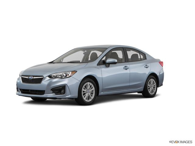 2018 Subaru Impreza Vehicle Photo in Spokane, WA 99207