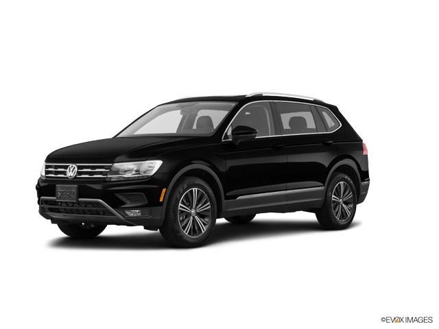 2018 Volkswagen Tiguan Vehicle Photo in Raleigh, NC 27609