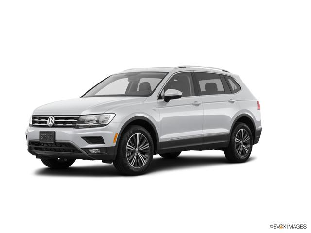 2018 Volkswagen Tiguan Vehicle Photo in Mission, TX 78572