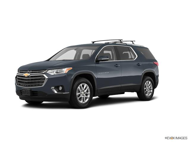 2018 Chevrolet Traverse Vehicle Photo in Vincennes, IN 47591
