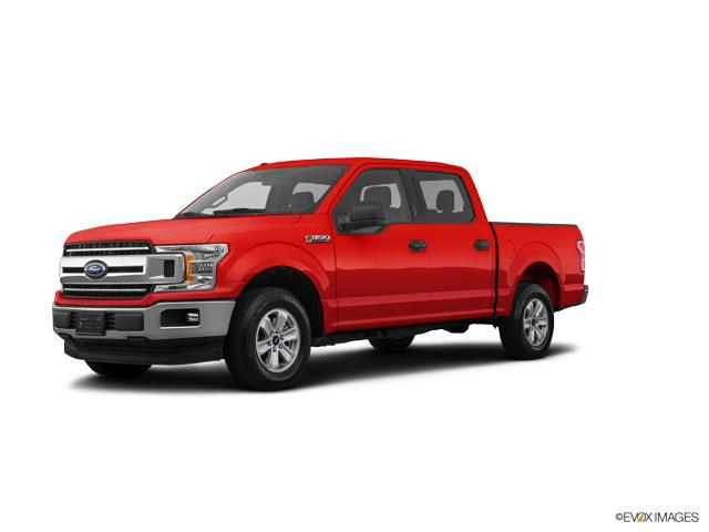 2018 Ford F-150 Vehicle Photo in Redwood Falls, MN 56283