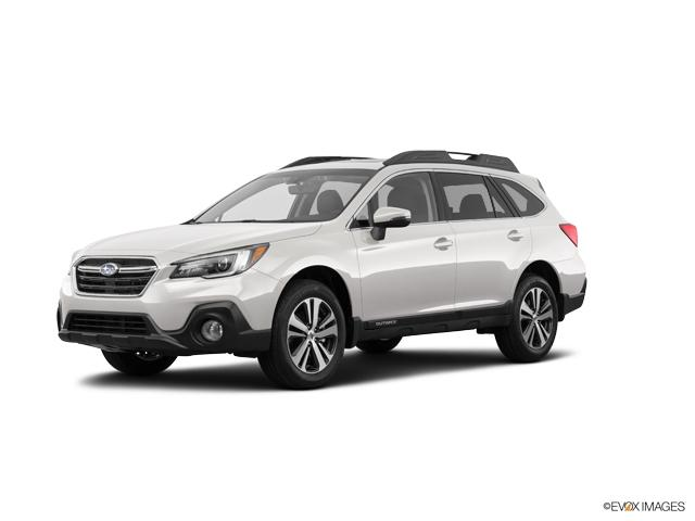 New 2018 Subaru Outback Crystal White Pearl Suv For Sale