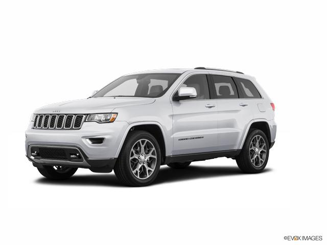 2018 Jeep Grand Cherokee Vehicle Photo in Wendell, NC 27591