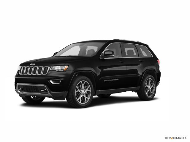 2018 Jeep Grand Cherokee Vehicle Photo in Gardner, MA 01440