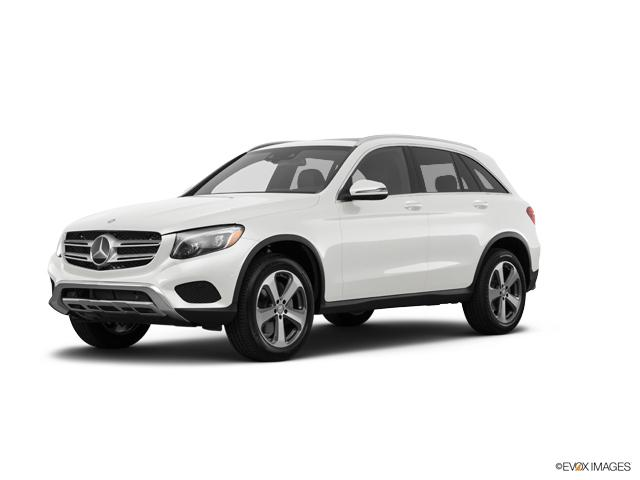 New 2018 Mercedes Benz Glc Polar White Suv For Sale