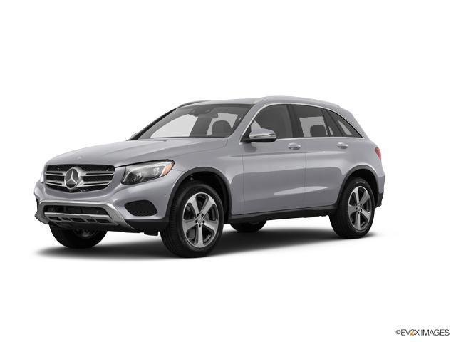 New 2018 Mercedes Benz Glc Iridium Silver Metallic Suv