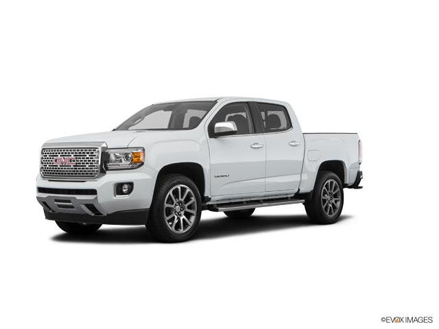 2018 GMC Canyon Vehicle Photo in Dallas, TX 75209