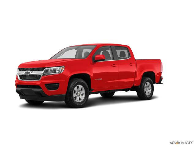 2018 Chevrolet Colorado Vehicle Photo in Bedford, TX 76022