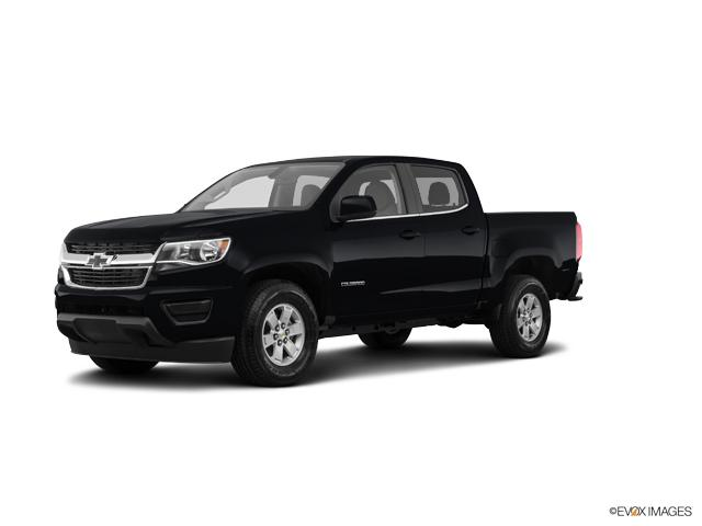 2018 Chevrolet Colorado Vehicle Photo in North Charleston, SC 29406