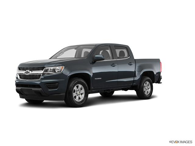 2018 Chevrolet Colorado Vehicle Photo in Lawrenceville, NJ 08648