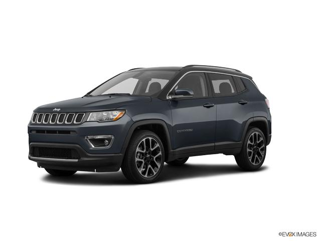 2018 Jeep Compass Vehicle Photo in Doylsetown, PA 18901