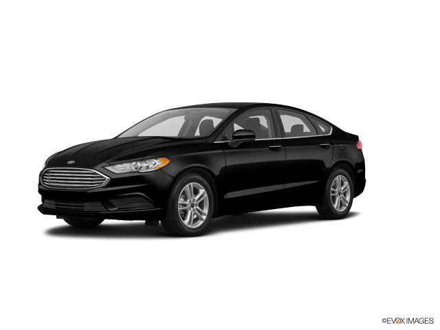 2018 Ford Fusion Vehicle Photo in Joliet, IL 60435