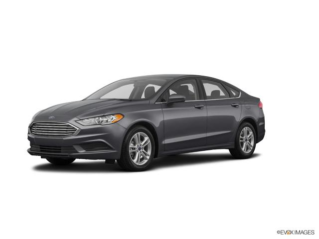2018 Ford Fusion Vehicle Photo in Burlington, WI 53105