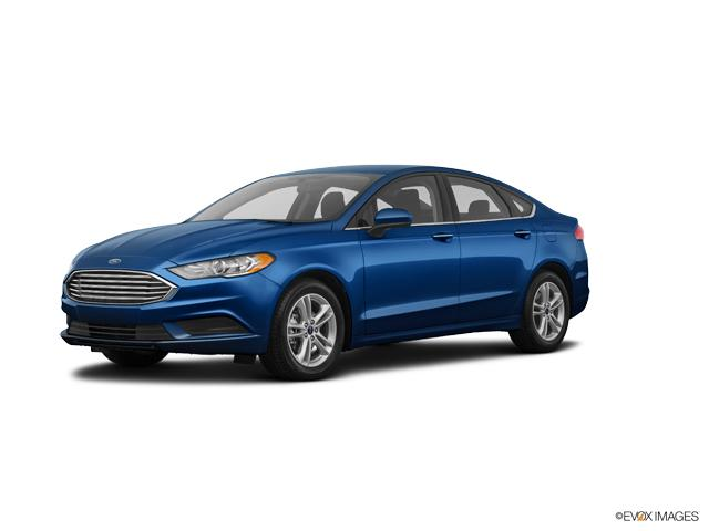 2018 Ford Fusion Vehicle Photo in Mission, TX 78572