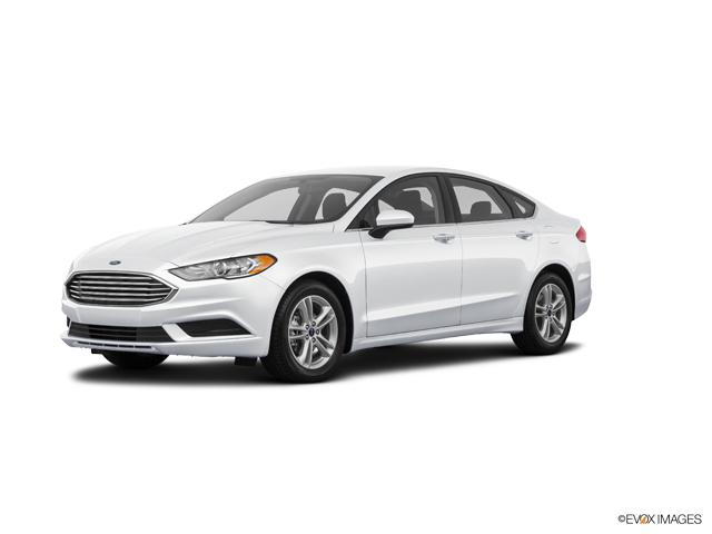 2018 Ford Fusion Vehicle Photo in Hartford, KY 42347