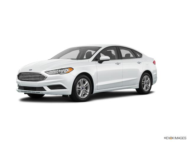 2018 Ford Fusion Vehicle Photo in Quakertown, PA 18951-1403
