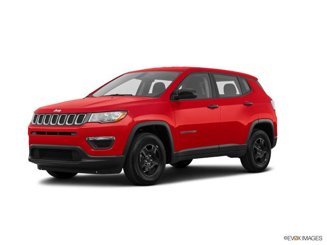2018 Jeep Compass Vehicle Photo in Mission, TX 78572