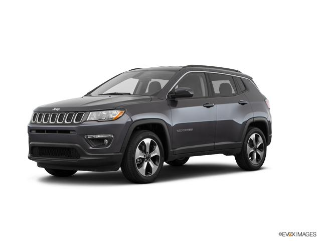 2018 Jeep Compass Vehicle Photo in Hartford, KY 42347
