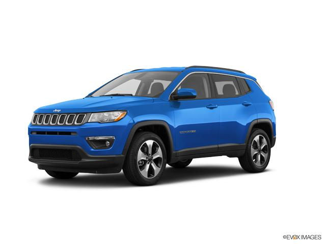2018 Jeep Compass Vehicle Photo in Corpus Christi, TX 78411
