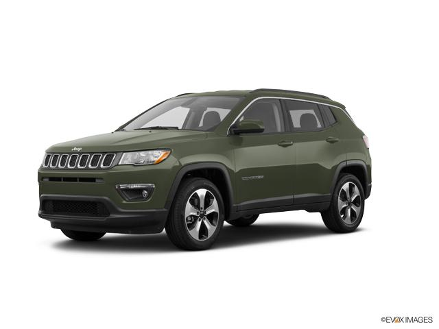 2018 Jeep Compass Vehicle Photo in Anchorage, AK 99515
