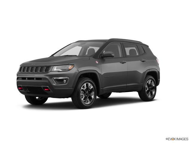 2018 Jeep Compass Vehicle Photo in Odessa, TX 79762