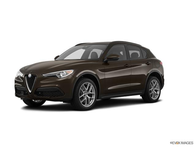 2018 Alfa Romeo Stelvio Vehicle Photo in Chapel Hill, NC 27514