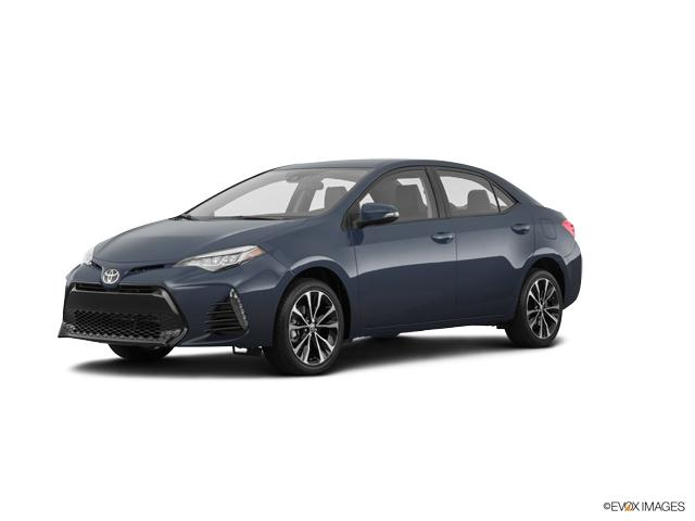 2018 Toyota Corolla Vehicle Photo in Mission, TX 78572