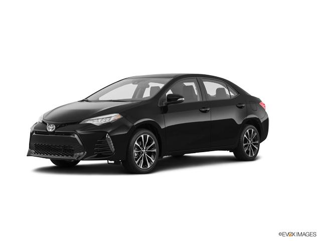 2018 Toyota Corolla Vehicle Photo in Melbourne, FL 32901