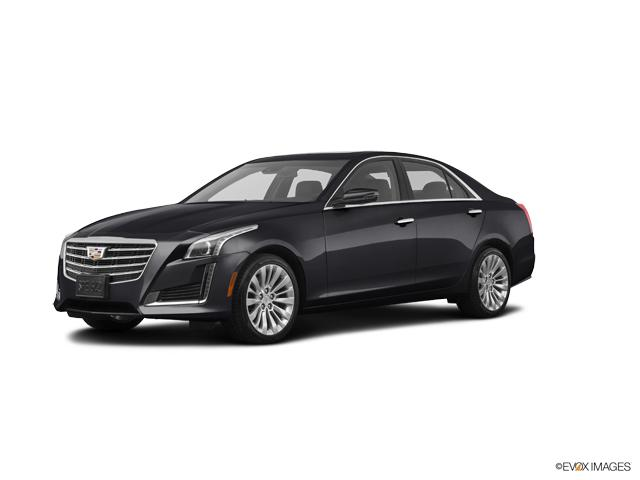 2018 Cadillac CTS Sedan Vehicle Photo in Atlanta, GA 30350