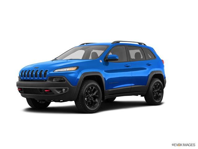 2018 Jeep Cherokee Vehicle Photo in Helena, MT 59601