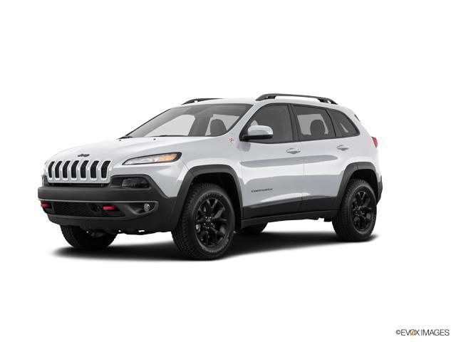 2018 Jeep Cherokee Vehicle Photo in El Paso, TX 79936