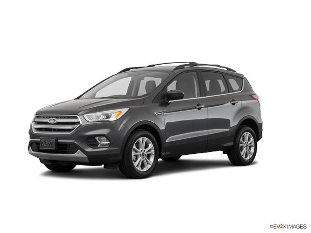 2018 Ford Escape Vehicle Photo in Evanston, WY 82930