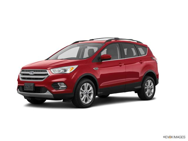 2018 Ford Escape Vehicle Photo in Colorado Springs, CO 80905